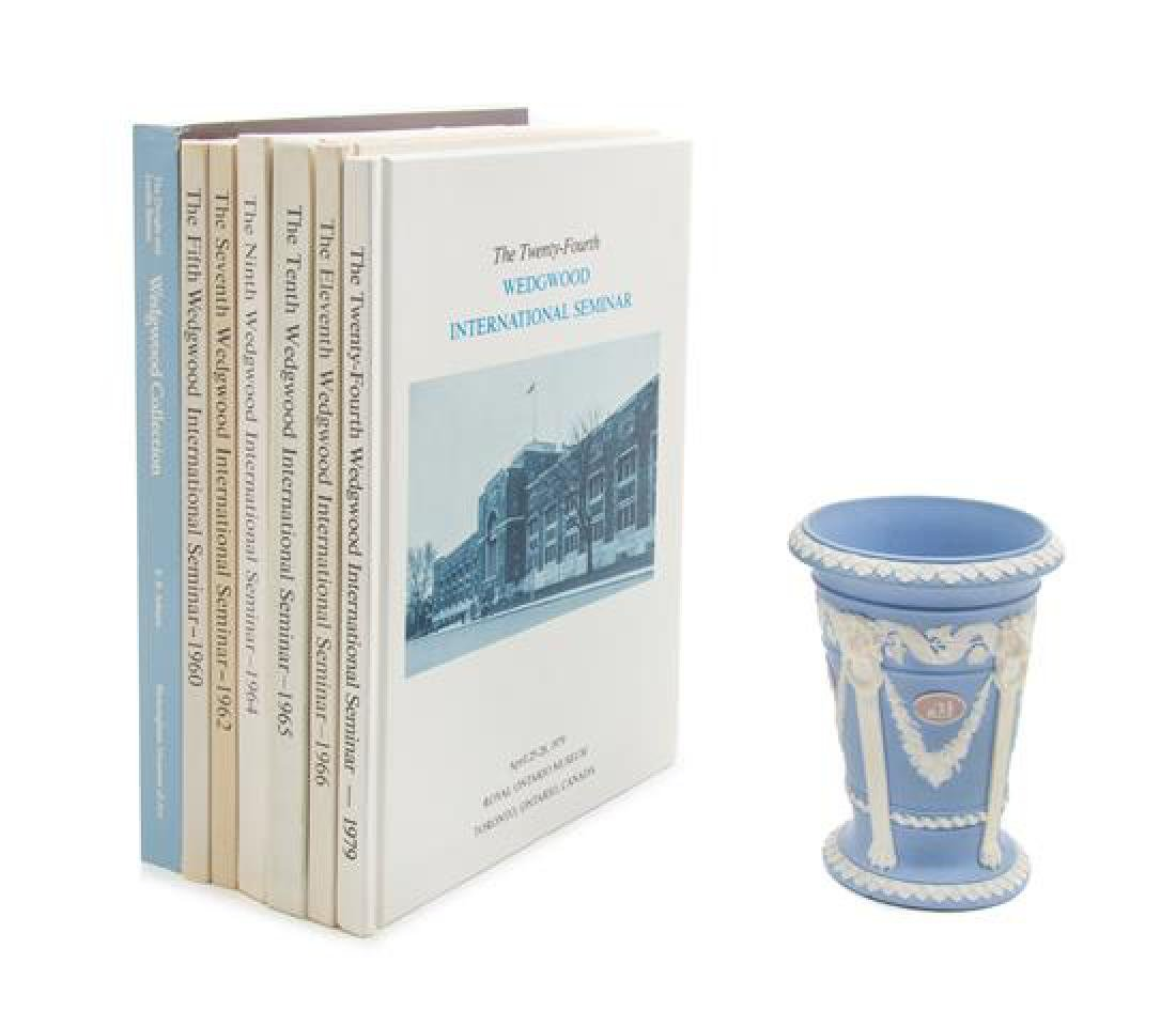 A Wedgwood Jasperware Vase