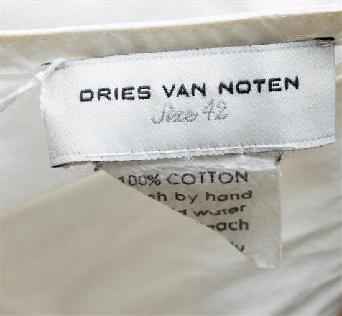 A Dries Van Noten Short Ensemble, - 2