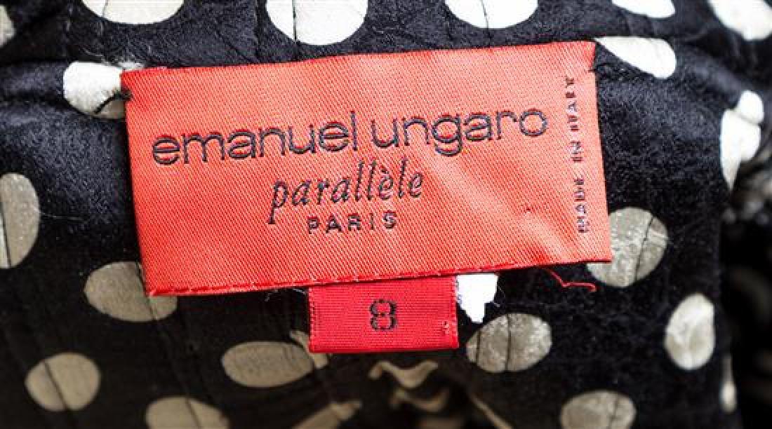 An Emanuel Ungaro Boucle Skirt Ensemble, - 3
