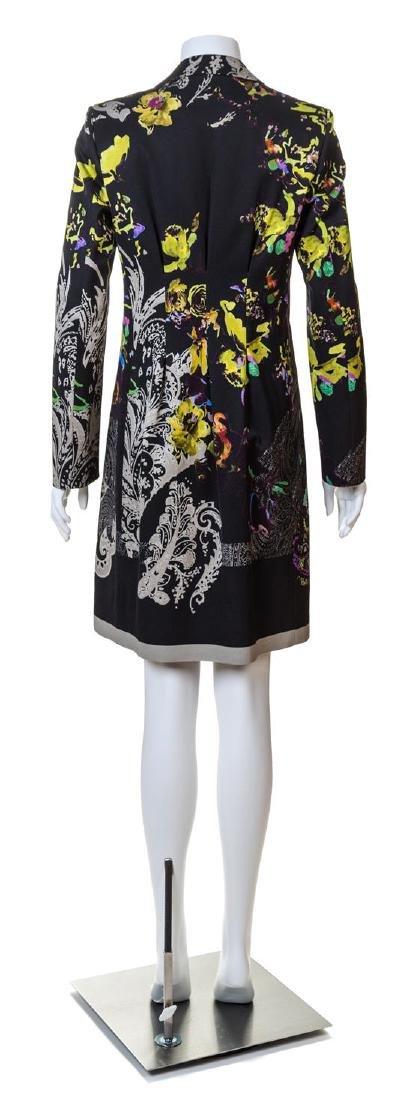 An Etro Multicolor Coat, - 2