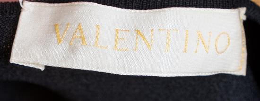 A Valentino Black Sweater, - 3