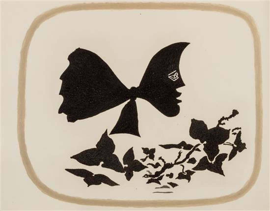 BRAQUE, Georges (1882-1963).