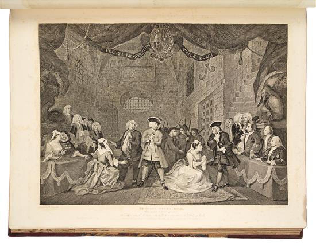HOGARTH, William (1697-1764).