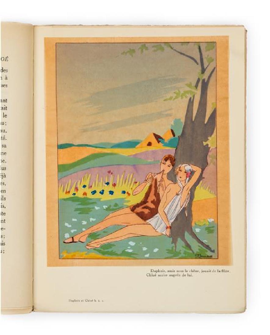 [JOUMARD, G.P., illustrator. LONGUS.