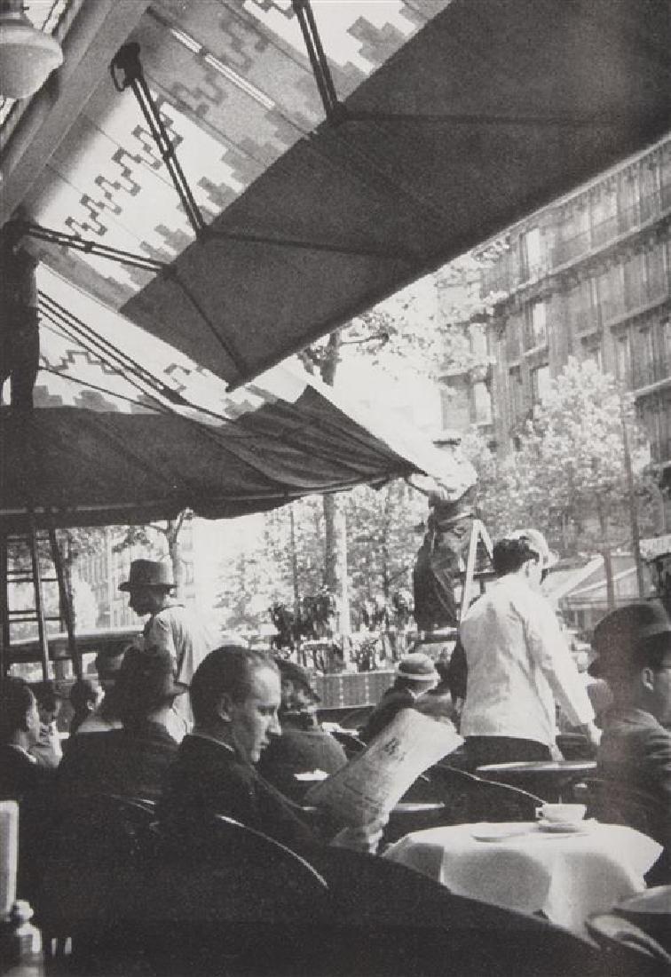 KERTÉSZ, Andre (1894-1985).