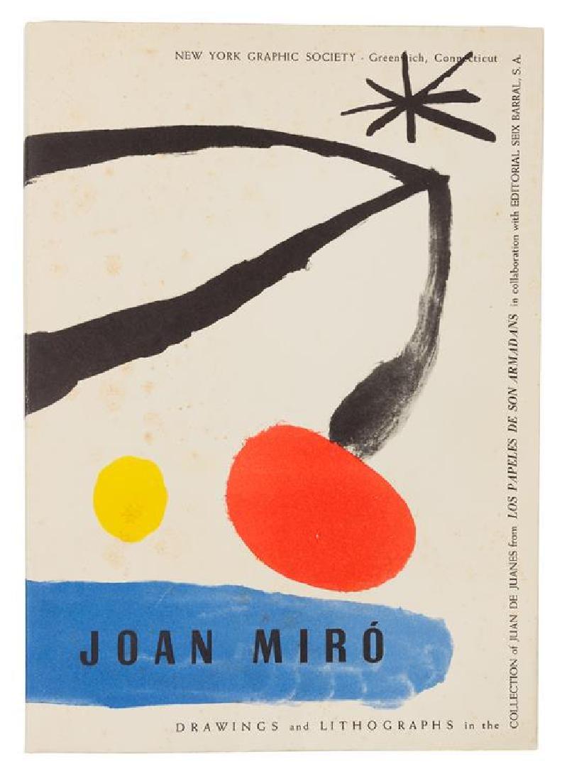 [MIRO, Joan]. JUANES, Juan de.