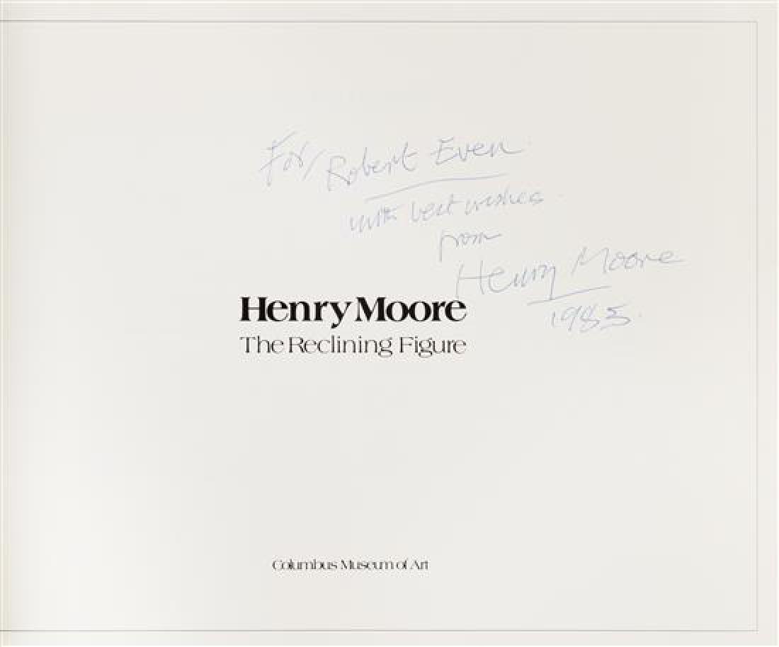 MOORE, Henry (1898-1986).