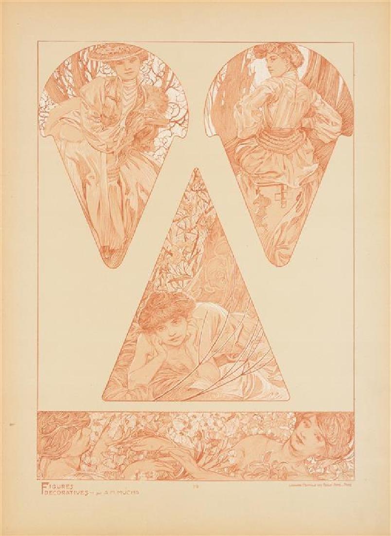 MUCHA, Alphonse (1860-1939).