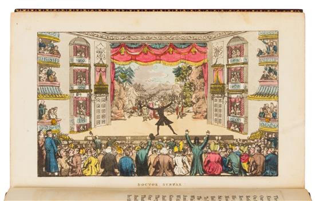 ROWLANDSON, Thomas (1756-1827), illustrator. -- William