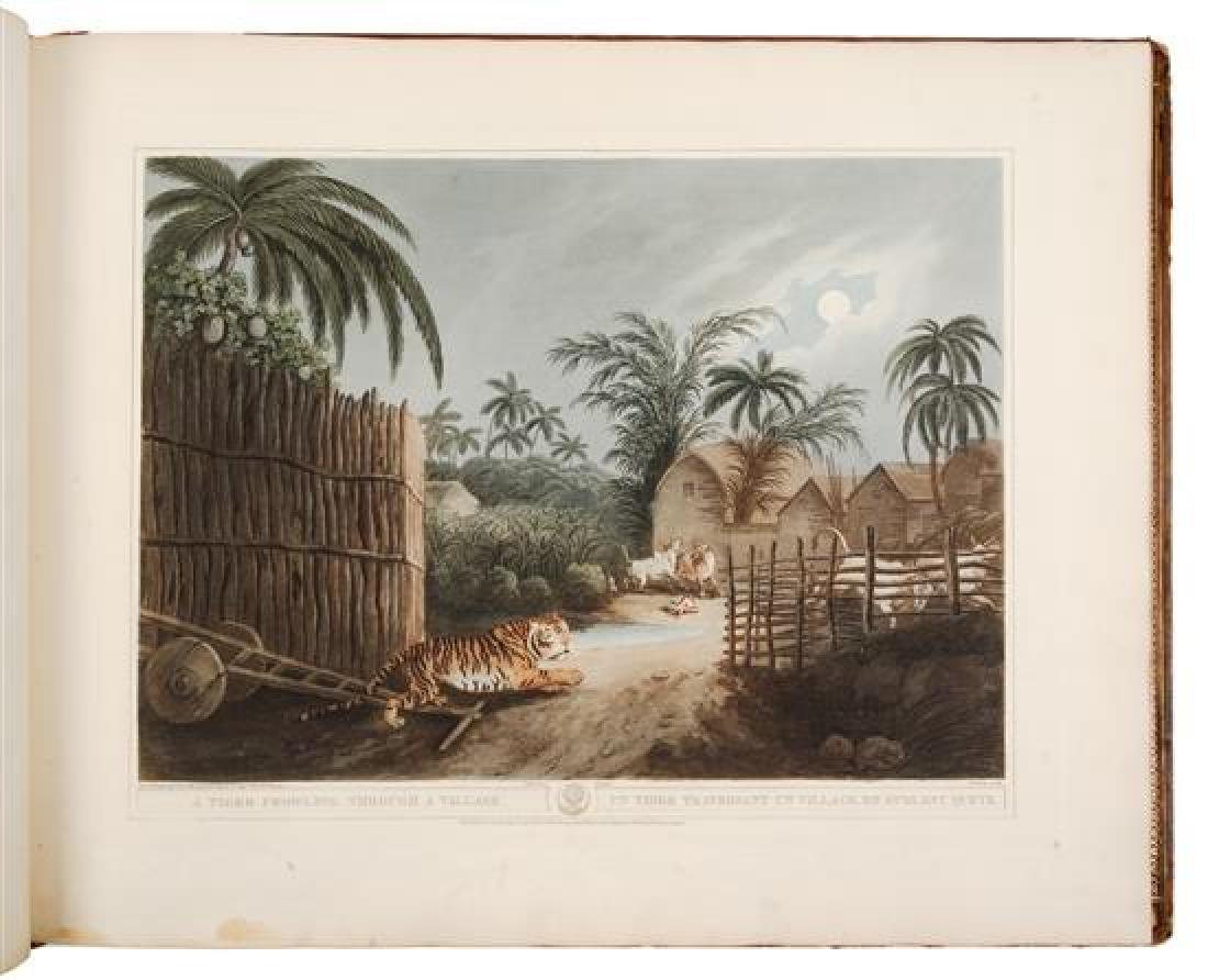 WILLIAMSON, Thomas (1790-1815) and Samuel HOWITT