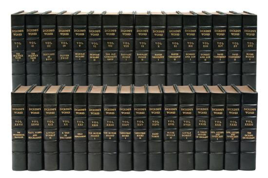 [BINDINGS]. DICKENS, Charles (1812-1870).