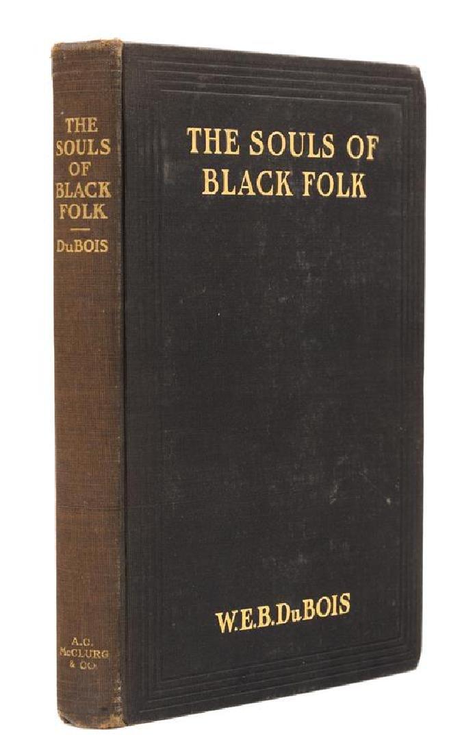DU BOIS, William Edward Burghardt (1868-1963).