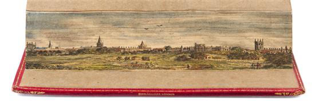 [FORE-EDGE PAINTING]. YOUNG, Edward (1683-1765).