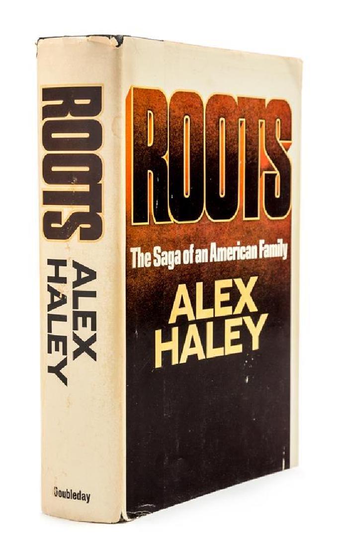 HALEY, Alex (1921-1992).