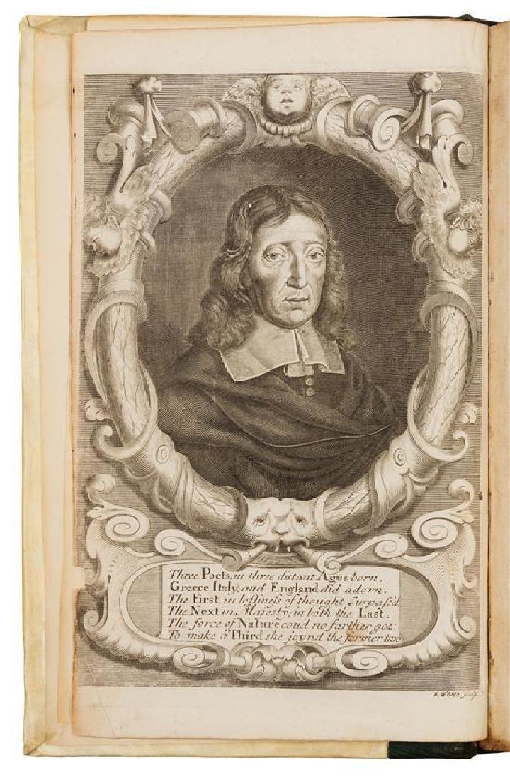 MILTON, John (1608-1674).