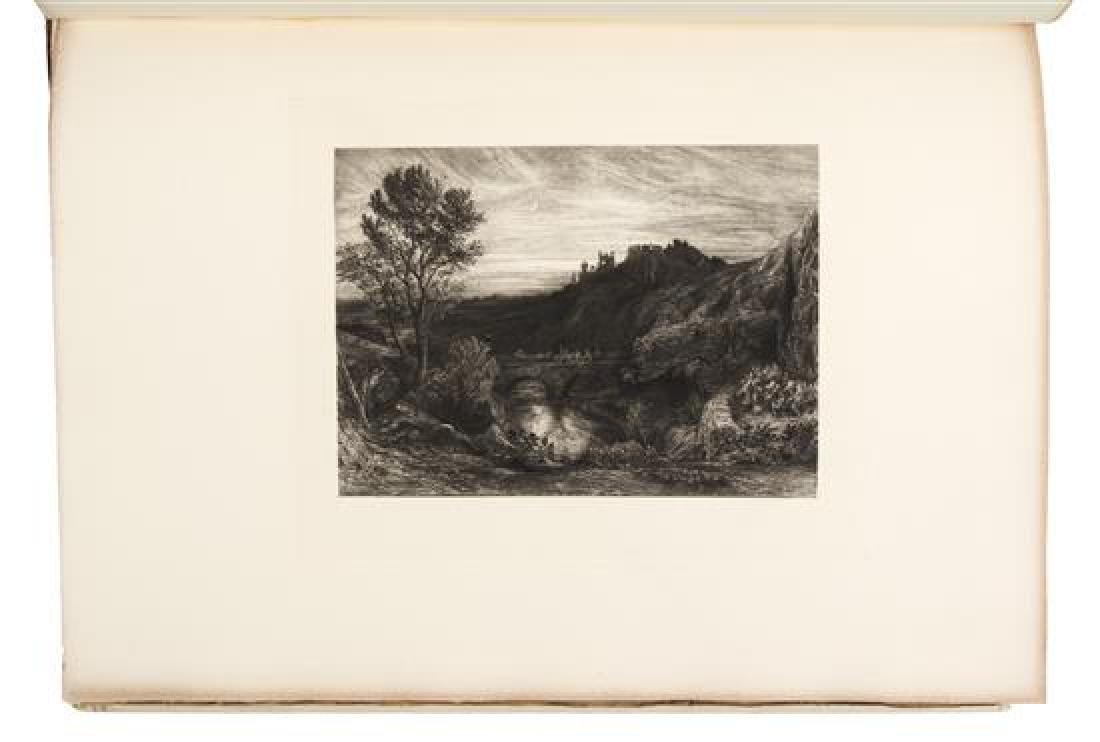 MILTON, John (1608-1674). -- PALMER, Samuel and A.H.,