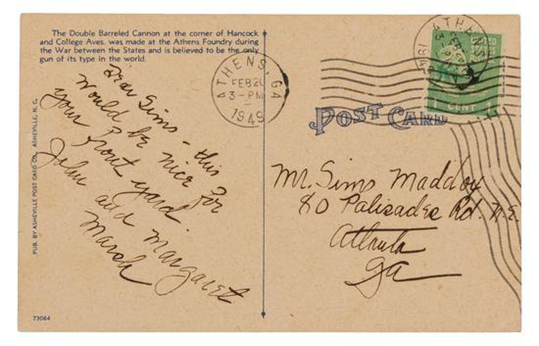 MITCHELL, Margaret (1900-1949).