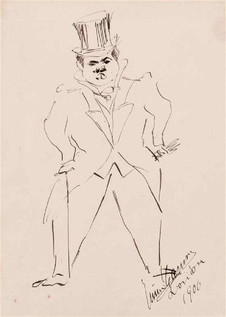 CARUSO, Enrico (1873-1921).
