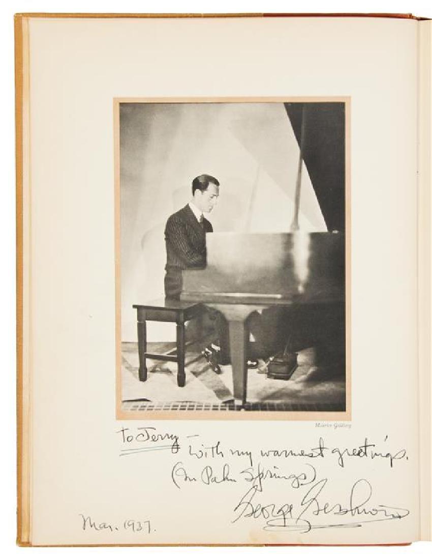 GERSHWIN, George (1898-1937).