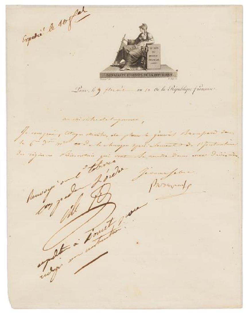 NAPOLEON I (1769-1821).
