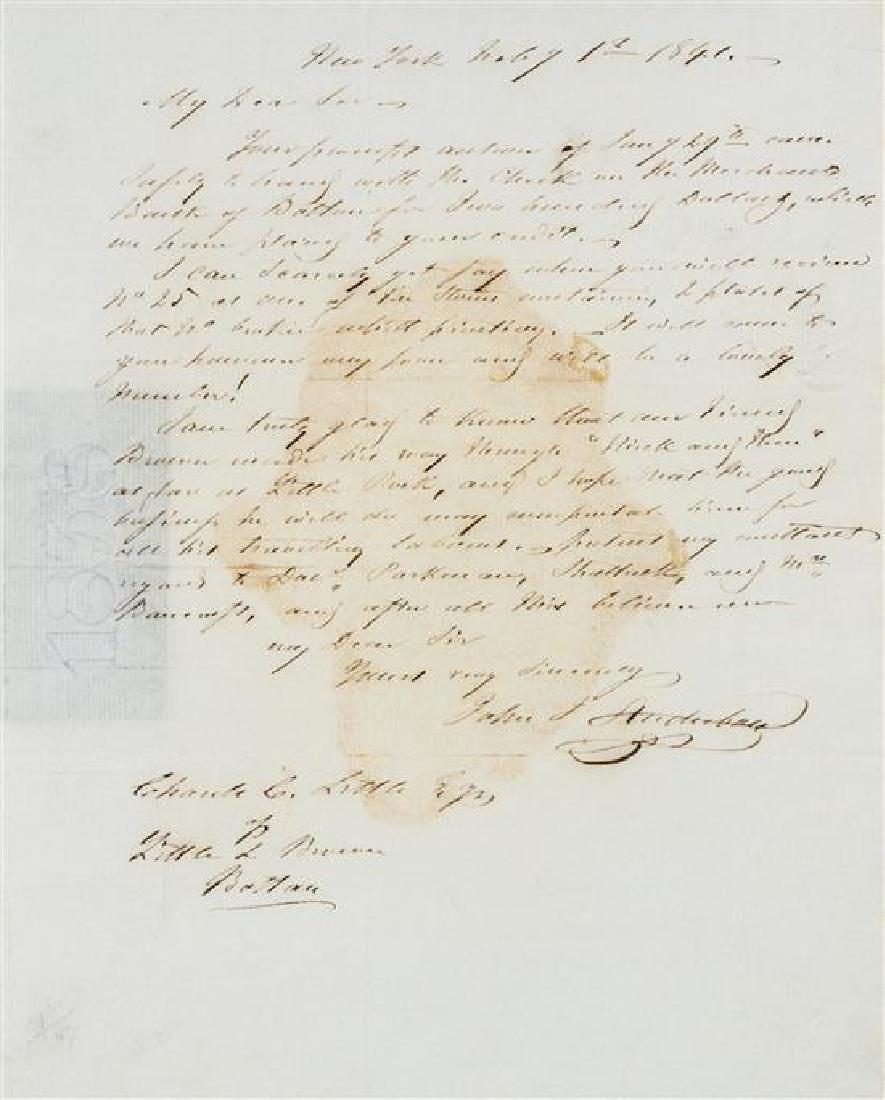AUDUBON, John J. (1785-1851).