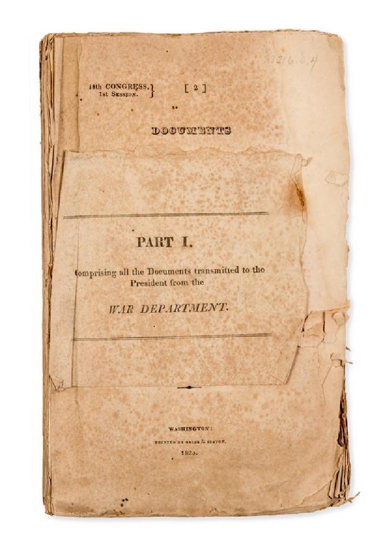 MONROE, James (1758-1831).