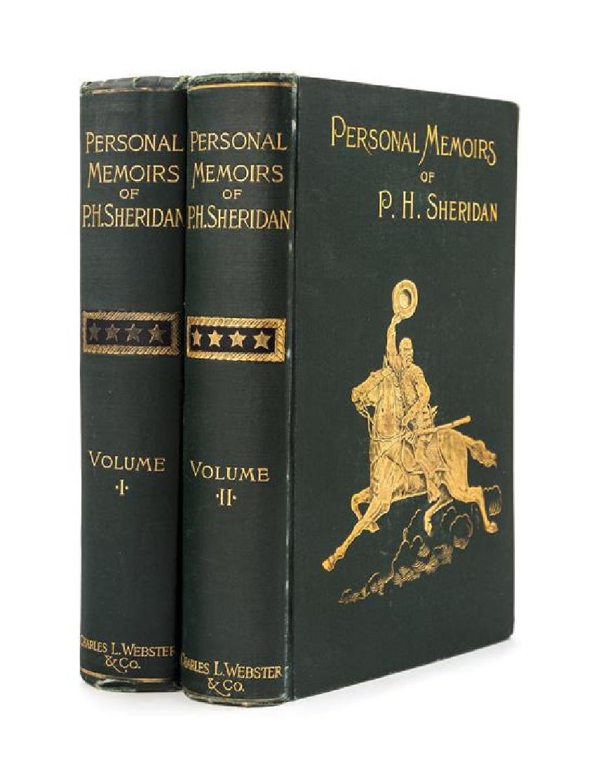 SHERIDAN, Philip Henry (1831-1888). Personal Memoirs of