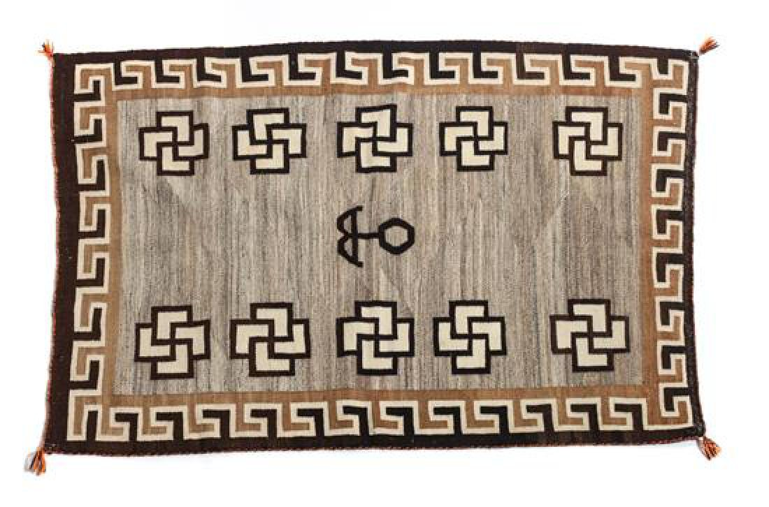 Navajo Rug 52 x 38 inches