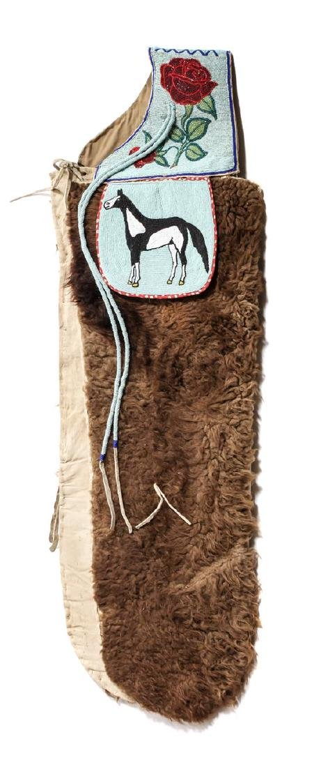 Two Plateau Saddle Bags Length 52 inches - 2