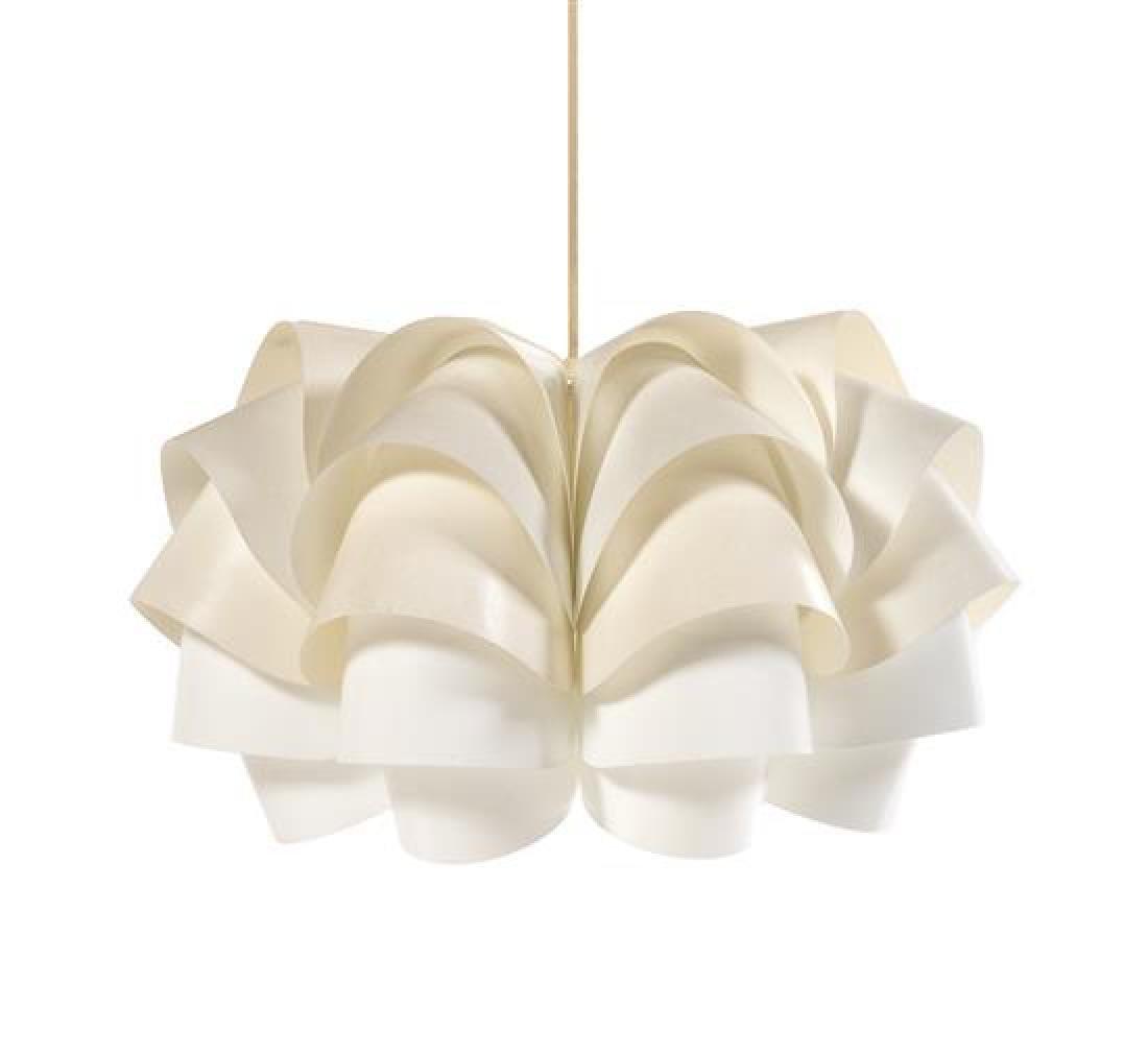 Scandinavian Design, 1980s, pendant lamp