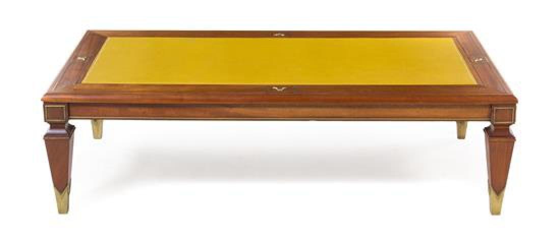 Roberto & Mito Block, Mexico, c.1950, coffee table