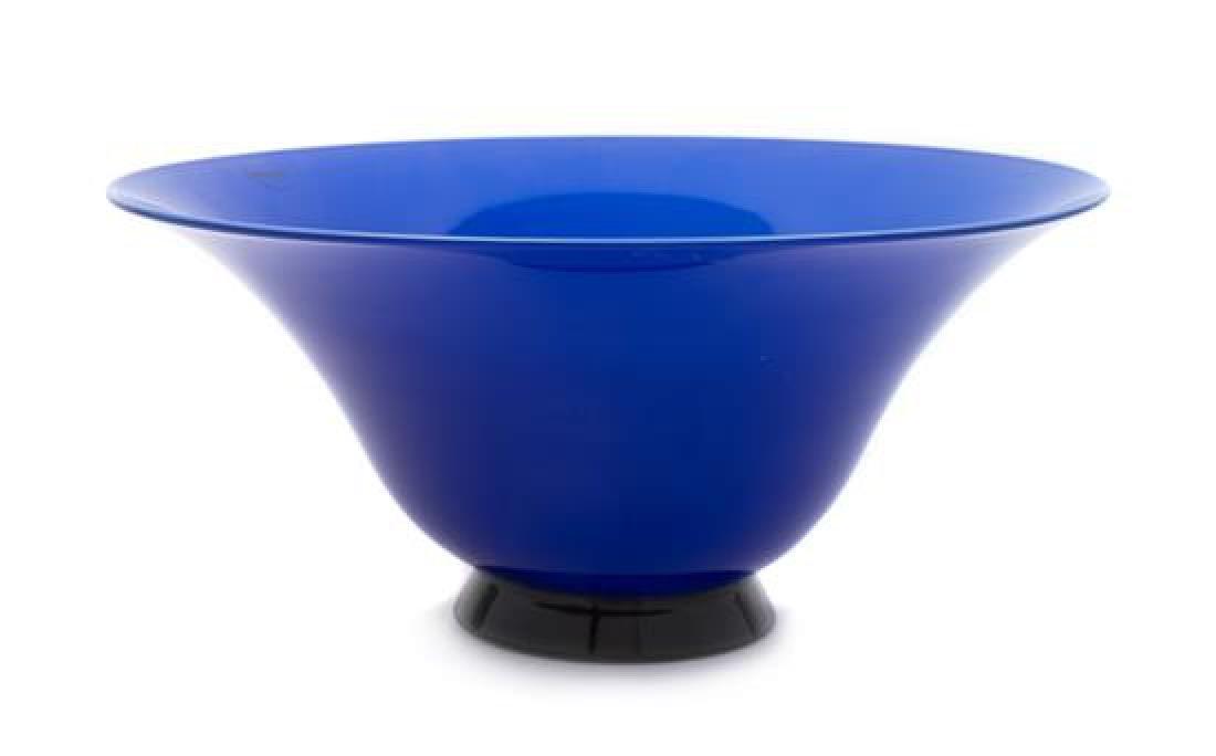 Venini, Italy, 2000, bowl