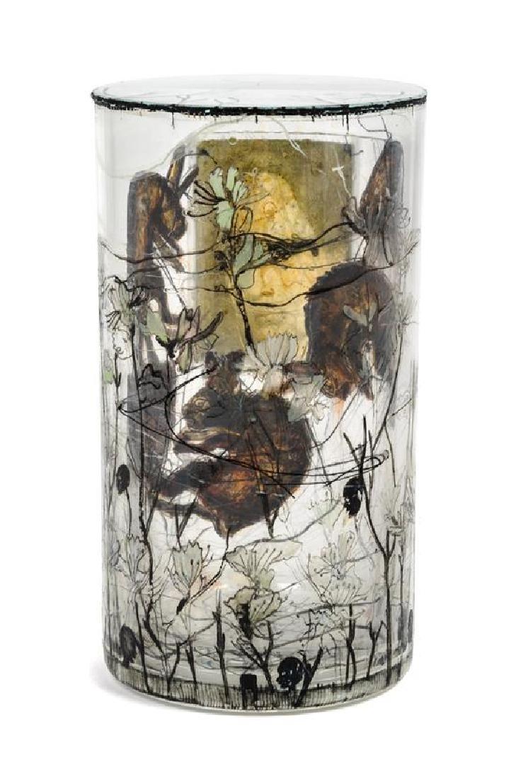 Sibylle Peretti, (German), Cylinder, 1987