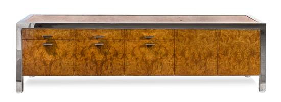 Leon Rosen, Pace, 1970s, a Pace Collection sideboard