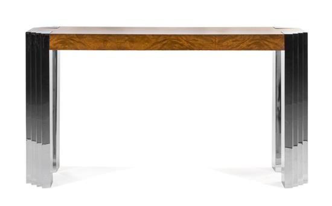 Leon Rosen, Pace, 1970s, a Pace Collection console