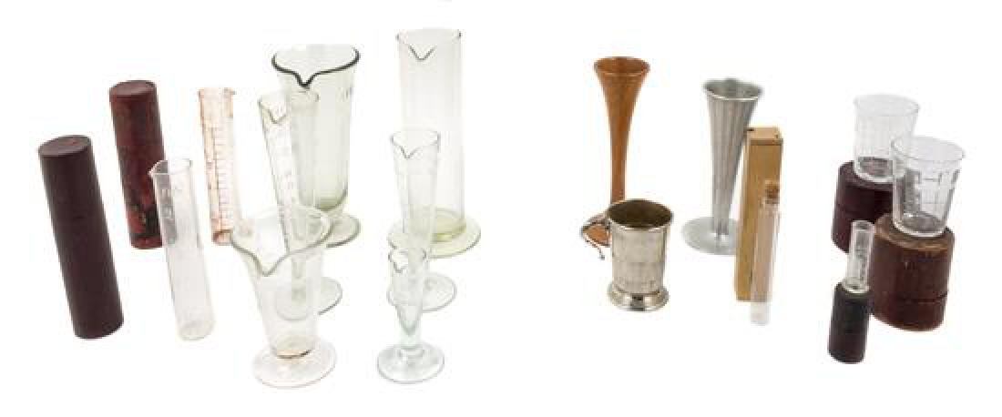 * A Collection of Measuring Beakers Height of tallest 7