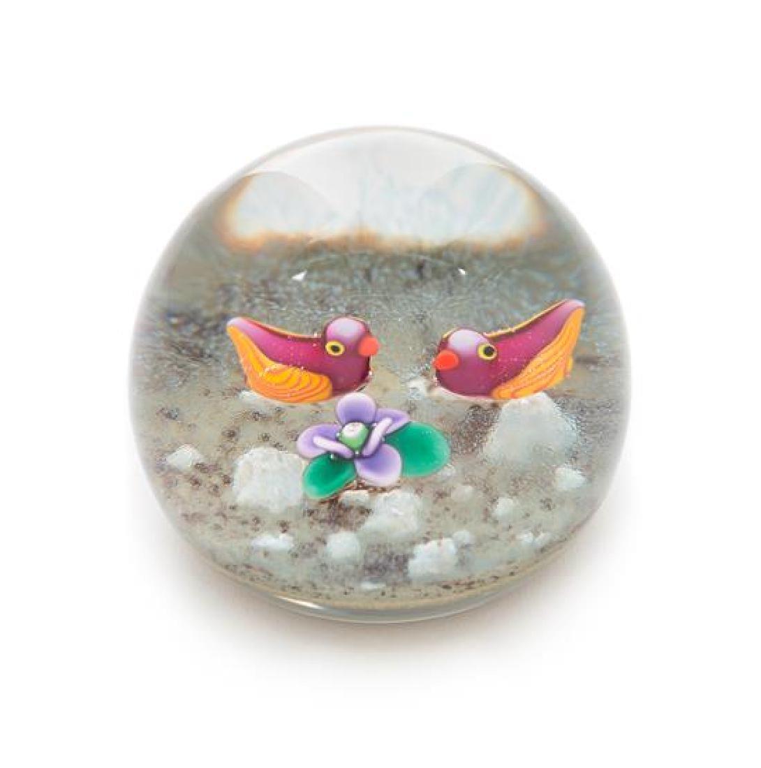 * Paul Ysart, (Spanish, 1904-1991), a Ducks on a Pond