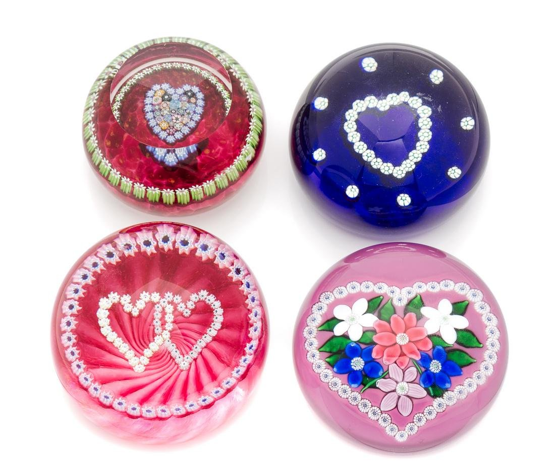 * Saint-Louis, Perthshire Paperweights and Caithness