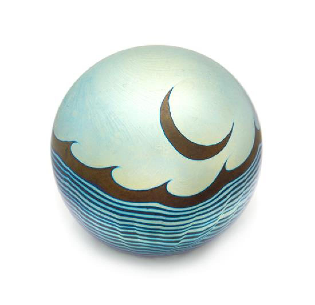* Correia Art Glass, Fountain Valley, California, a