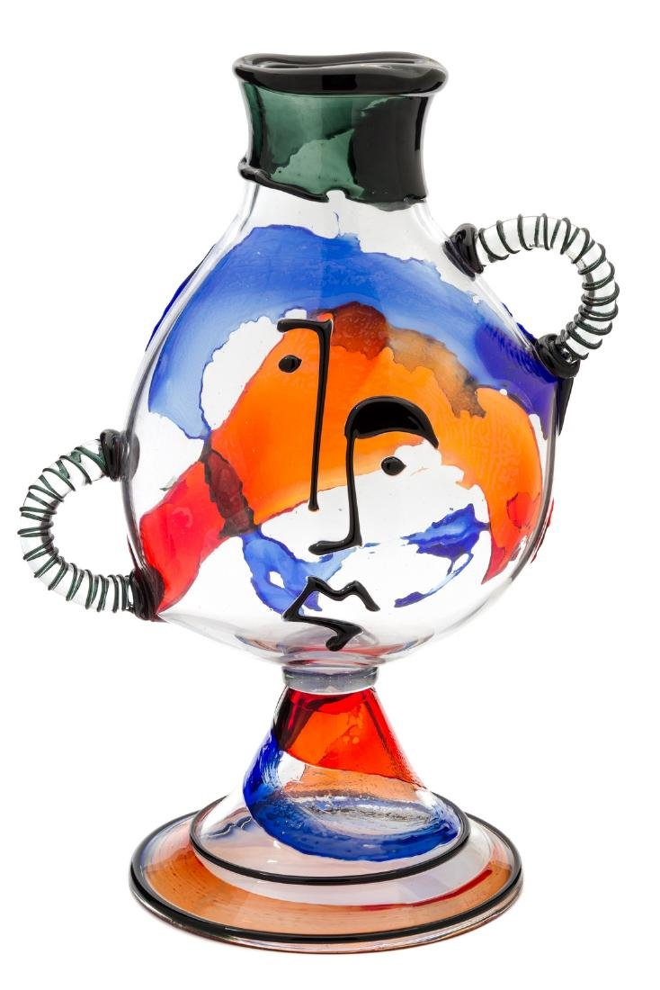 Mario Badioli, (Italian, b.1940), Hommage to Picasso