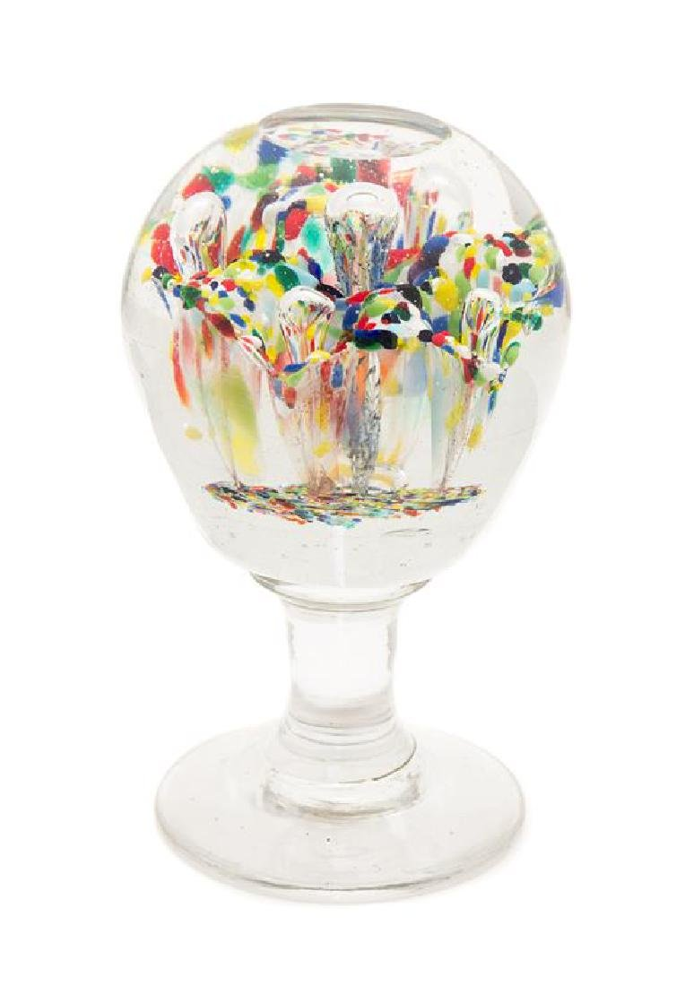 * A French Glass Paperweight, ,