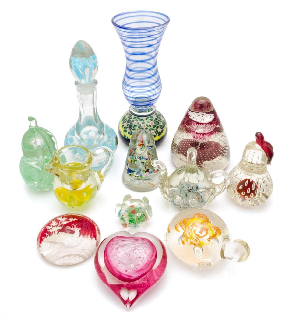 * A Collection of Paperweight and Paperweight Related