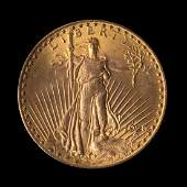 A United States 1926S SaintGaudens 20 Gold Coin