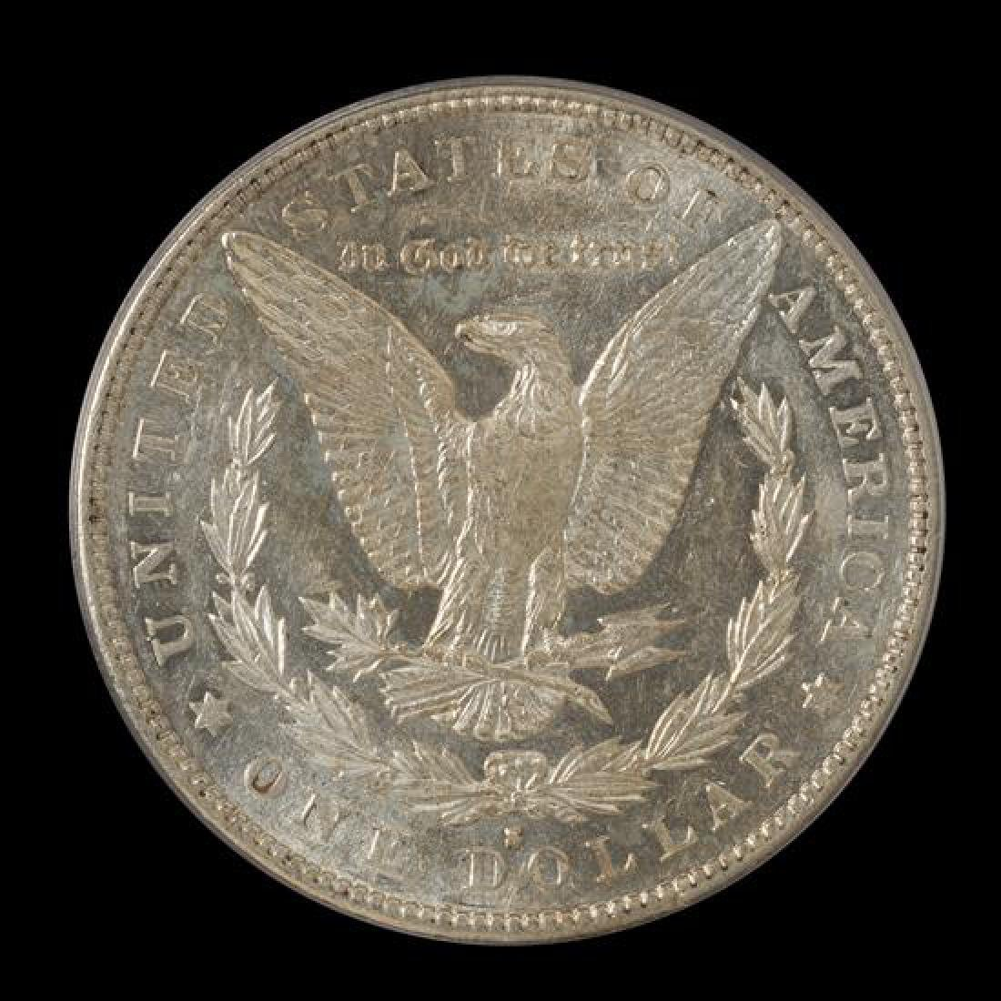 A United States 1888-S Morgan Silver Dollar Coin - 2