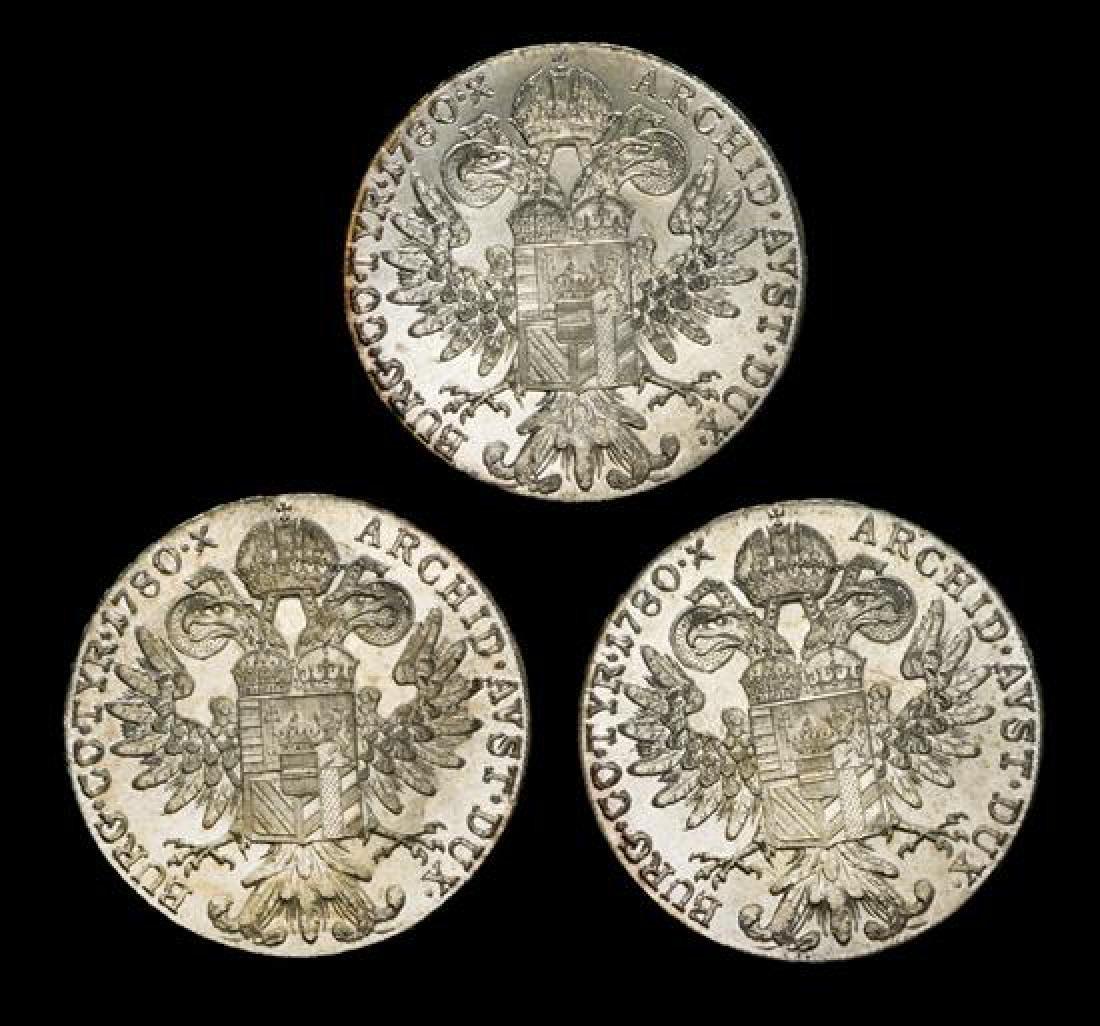 An Austrian Maria Theresa Thaler Silver Bullion Coin - 2