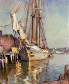 Emile Albert Gruppe, (American, 1896-1978), Untitled
