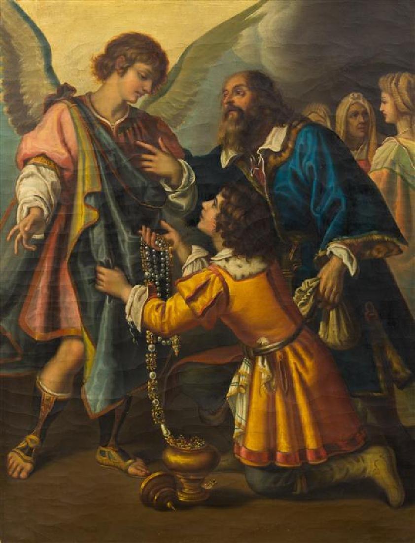 * After Giovanni Bilivert, (Italian, Mid-19th Century),