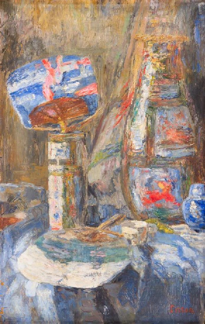 * James Ensor, (Belgian, 1860-1949), Chinoiseries –