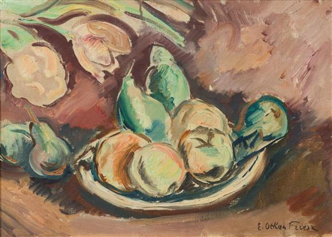 Achille-Émile Othon Friesz, (French, 1879-1949), Nature