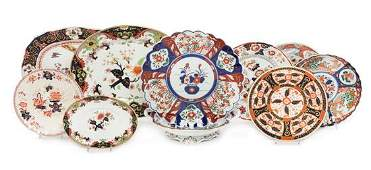 A Collection of English Porcelain Articles